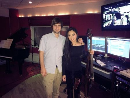 Electric Cello Session with Tina Guo-Morabito!